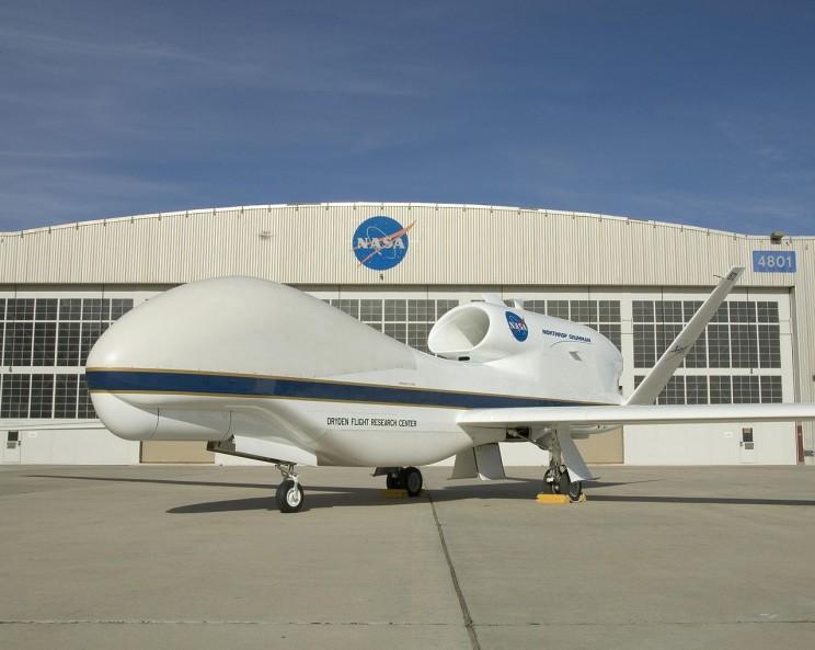 Global Hawk - the Civil UAV