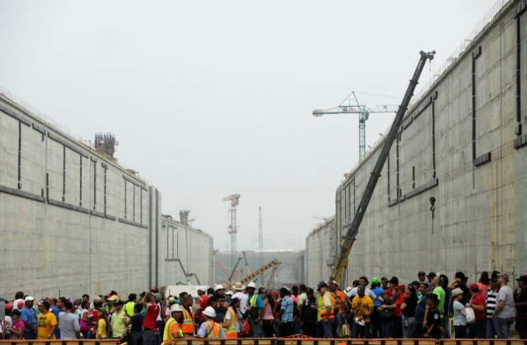 The global economy will change again thanks to the giant new Panama Canal