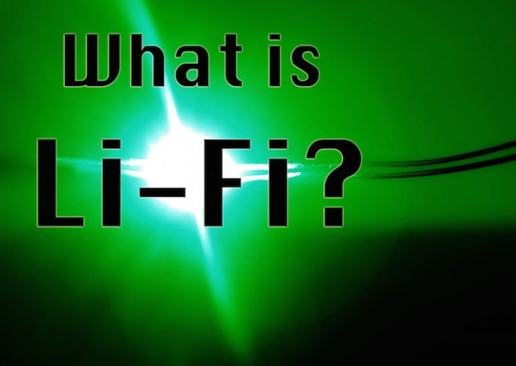 Li-Fi : Light-Based Wireless Technology 100 Times Faster Than Wi-Fi