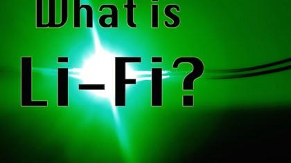 Li-Fi : Light-Based Wireless Technology 100 Times Faster Than Wi-Fi