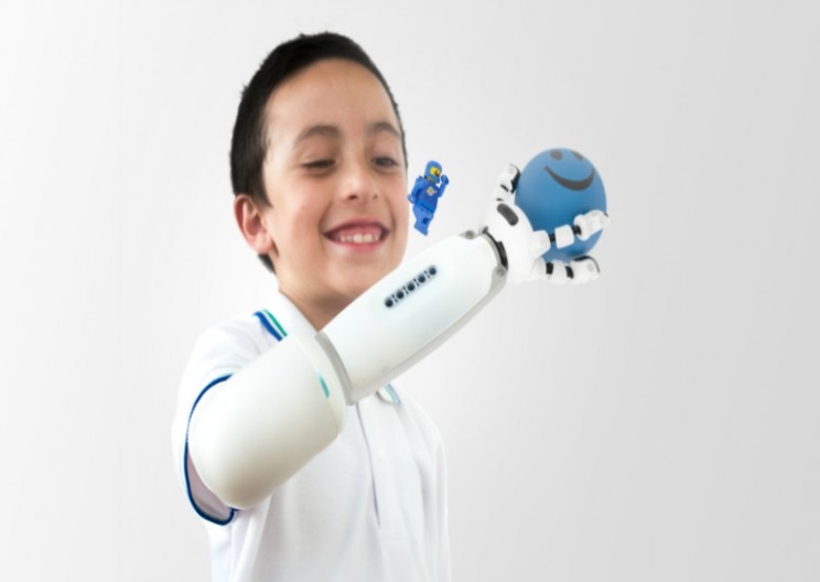 IKO - Kids Are Imagining Their Own LEGO Prosthetic