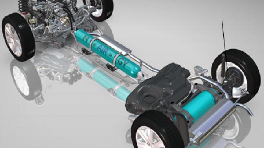 Car That Runs On Air >> Peugeot Hybrid Air A Car That Runs On Air