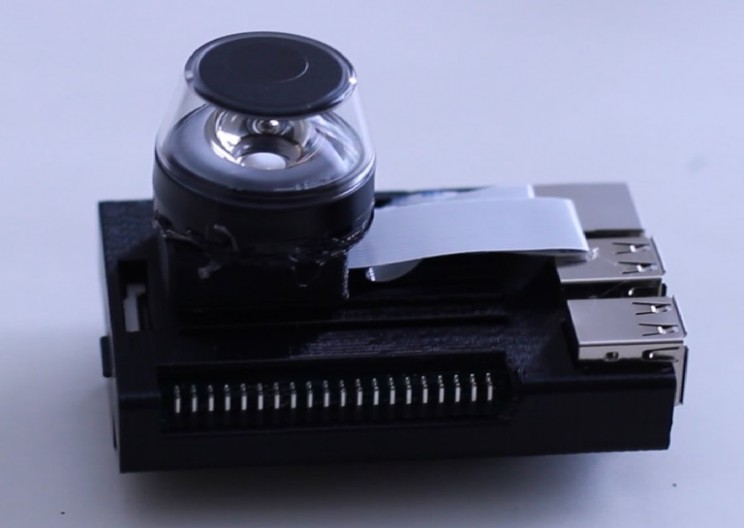 Build Your Own Cheap 360-Degree Camera