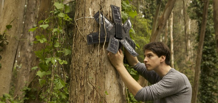 Rainforest Connection aims to protect the rainforest using recycled tech