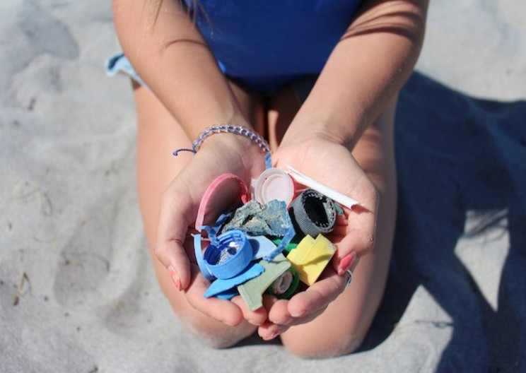 Each of These Recycled Bracelets Helps Remove 1 Pound of Marine Trash
