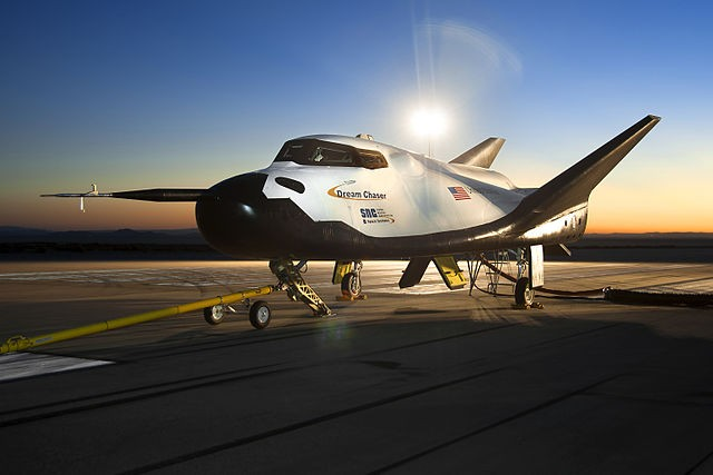 Let the Dream Chaser Fly Us Away Into Space