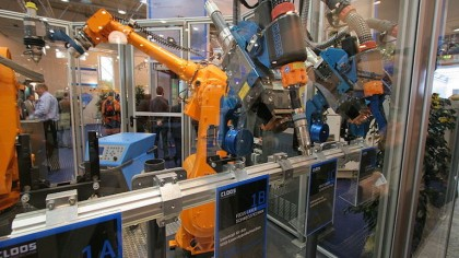 Can Humans and Robots Work Side by Side in Harmony?