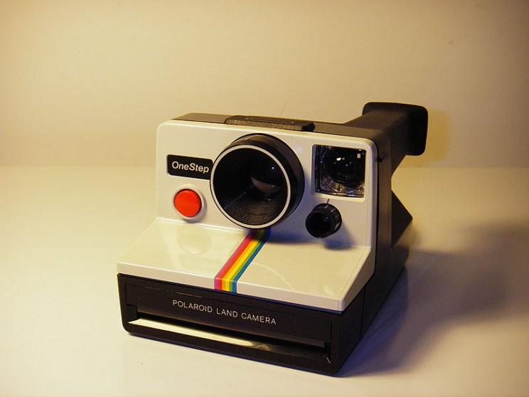 Remember the Future: Polaroid Photographs Are Back
