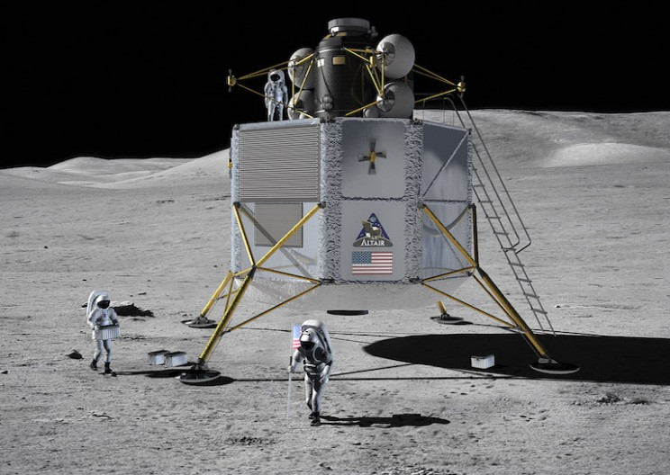 U.S. and Russia are Returning to the Moon Together