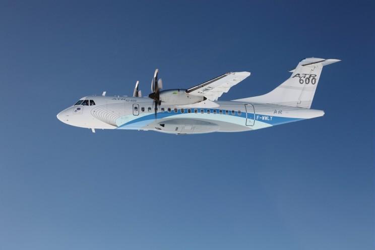 Hybrid Plane from NASA