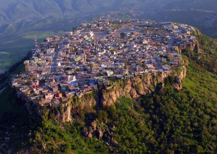 Amadiya: The City of Magicians