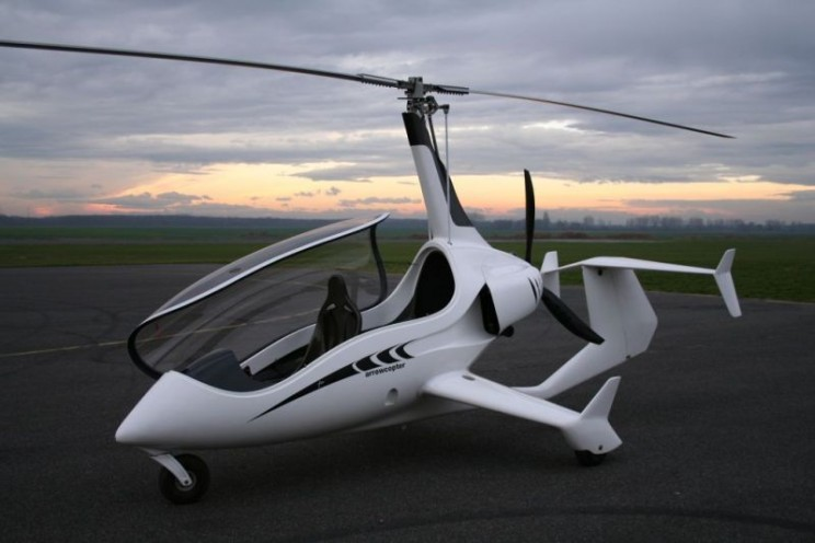 ArrowCopter: New Design From Austria