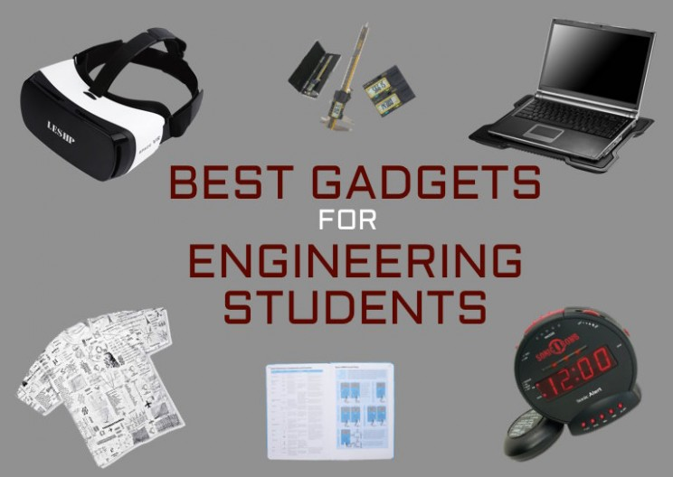 10 Cool Gadgets That Are Perfect for Engineering Students