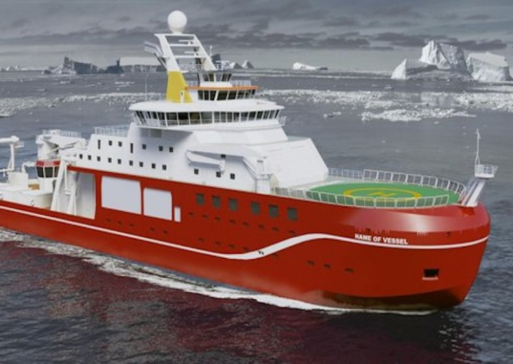 'Boaty McBoatface' Wins Naming Poll for $300M Research Ship
