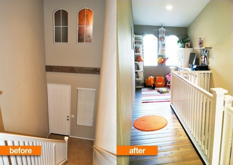 These Parents Turned Empty Space into a Playroom!