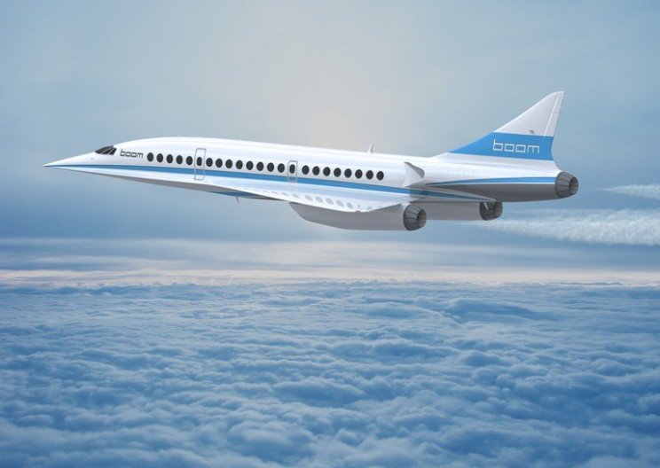Boom's XB-1 Will be Doing its First Supersonic Test Flights Later This Year