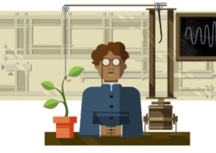 Who is Today's Google Doodle? Celebrating the Life of Jagdish Chandra Bose