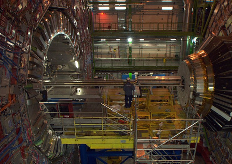 CERN Released 300 TB of Raw Data for Anyone to See