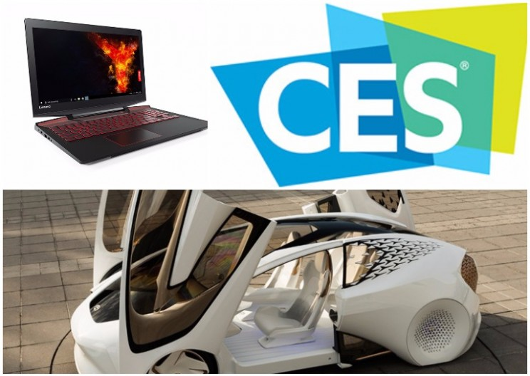 Technology's Best, Brightest and Coolest from CES 2017