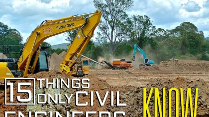 15 Things Only Civil Engineers Know