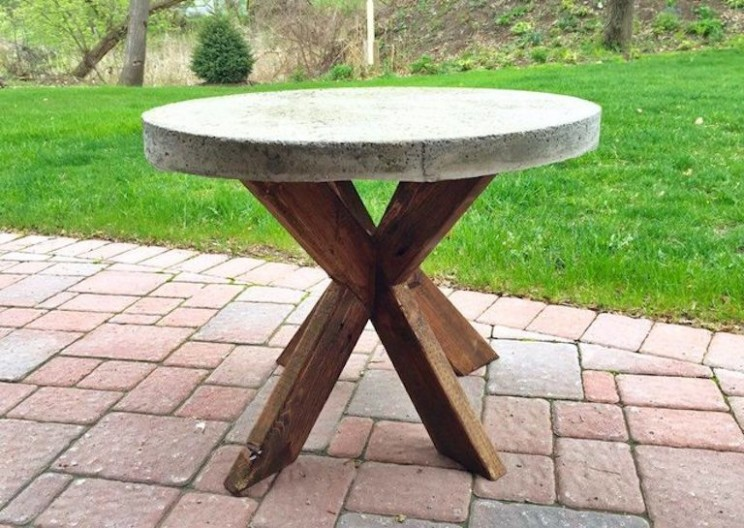 How to Build a Luxury Table for Just $30