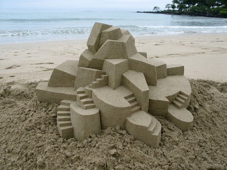 Sandcastle sculptures that will blow your mind
