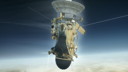 NASA's Cassini Spacecraft Will End Saturn Mission With A Grand Finale