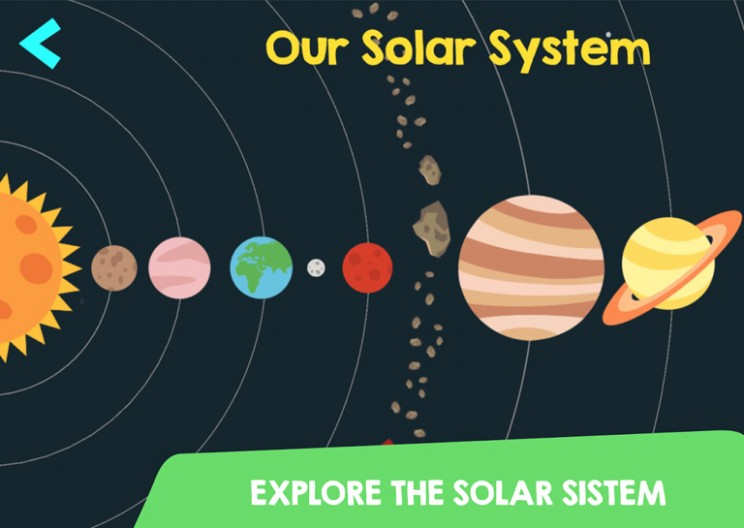 New App Lets Your Kids Become Astronauts