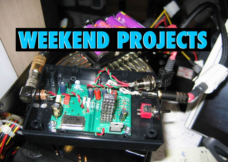 Top 10 Weekend Projects for Engineers
