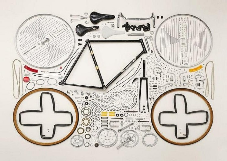 Check Out These Incredible Images of Disassembled Objects