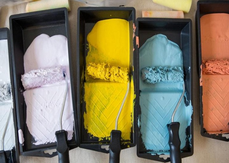 AI Neural Network Picks Hilariously Wrong Names for New Paint Colors