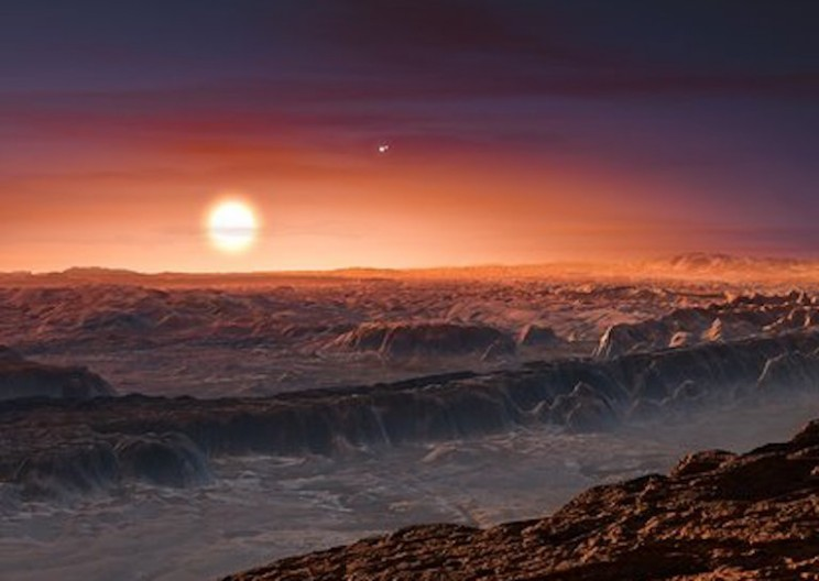 Earth-sized Planet Found in Habitable Zone of Nearest Star