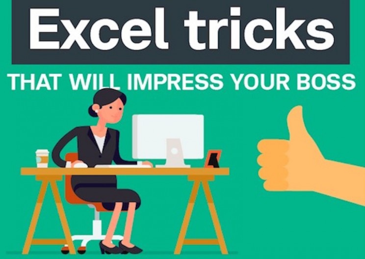 Impress Your Boss with These Easy Excel Tricks