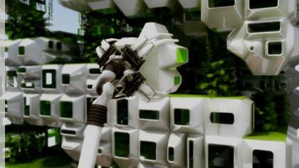 Eco Pods to Grow Algae for Fuel