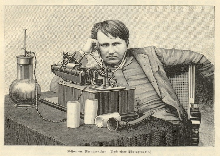 5 Unknown Inventions from Thomas Edison that Changed the World
