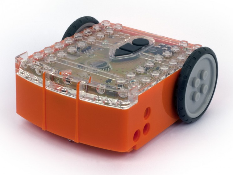 Edison: an affordable LEGO robot for tomorrow's robotics engineers