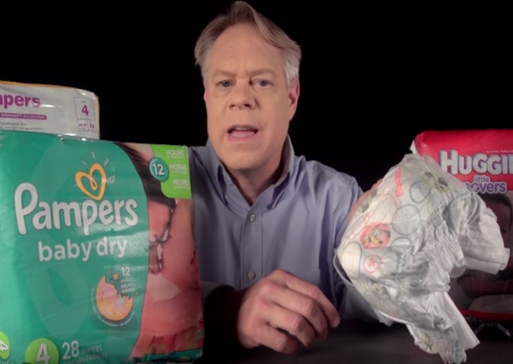 The Engineering Behind the Absorbent Disposable Diaper