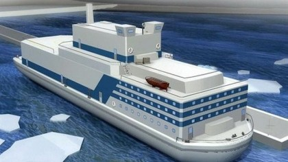China is Building Floating Nuclear Power Stations