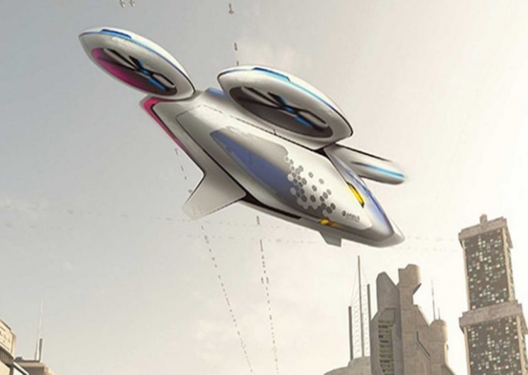 Airbus Wants to Test Its Flying Car by End of 2017
