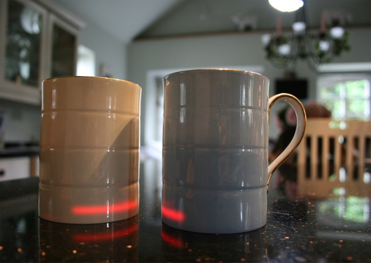 Glowstone Smart Mug Keeps Hot Drinks At The Ideal Temperature