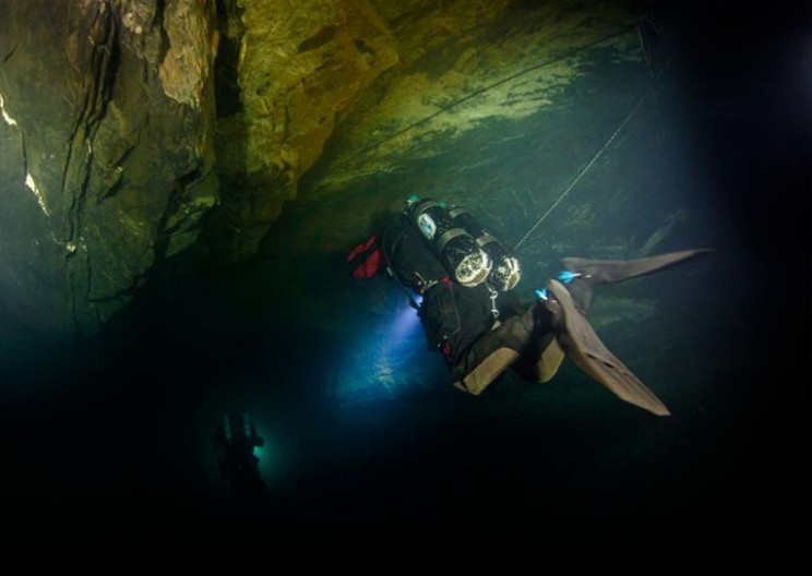 World's Deepest Underwater Cave Recently Discovered