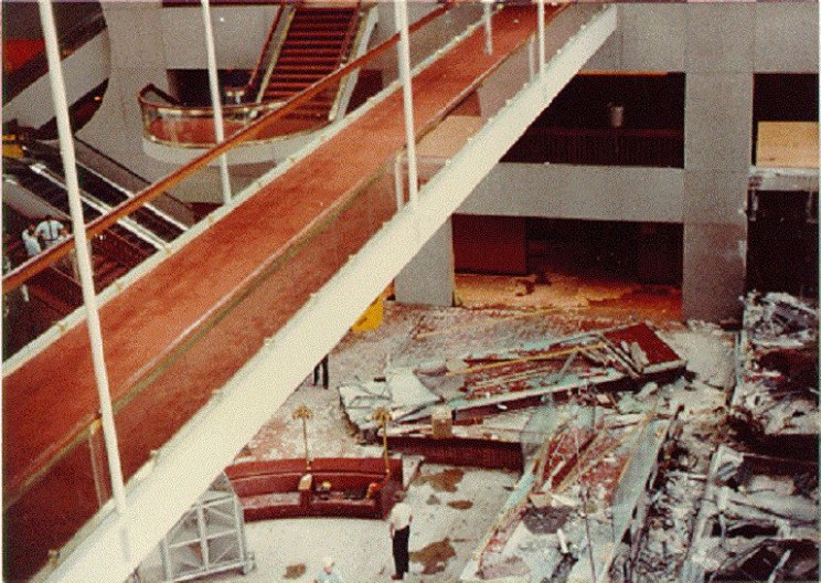 Understanding the Tragic Hyatt Regency Walkway Collapse