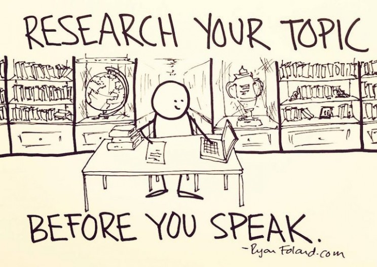 7 Research Hacks That Will Make You Speak With Authority