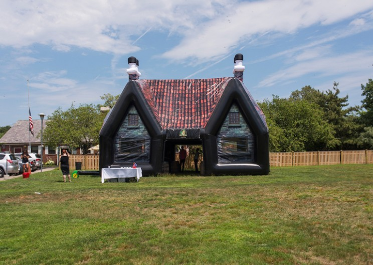 Inflatable Pub is Ready for Your Next Party