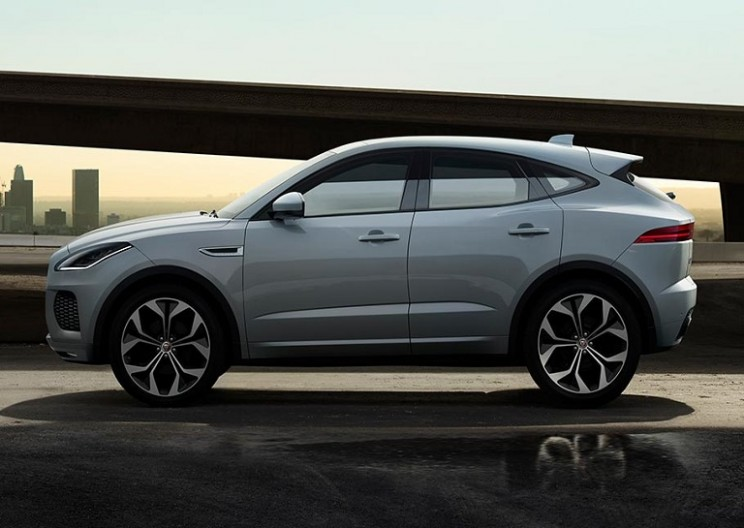 The All New Jaguar E-Pace Is the Epitome of What an SUV Should Be
