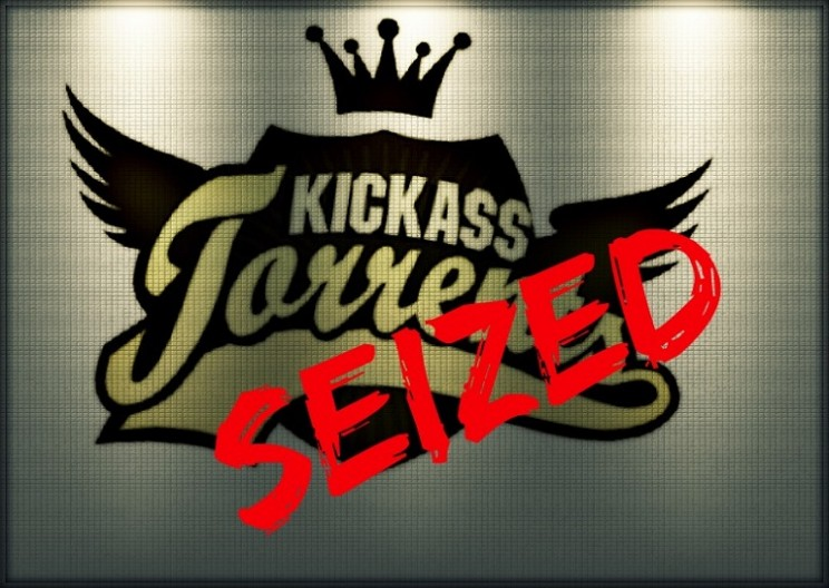 U.S. Seizes KickassTorrents, Founder Behind Bars