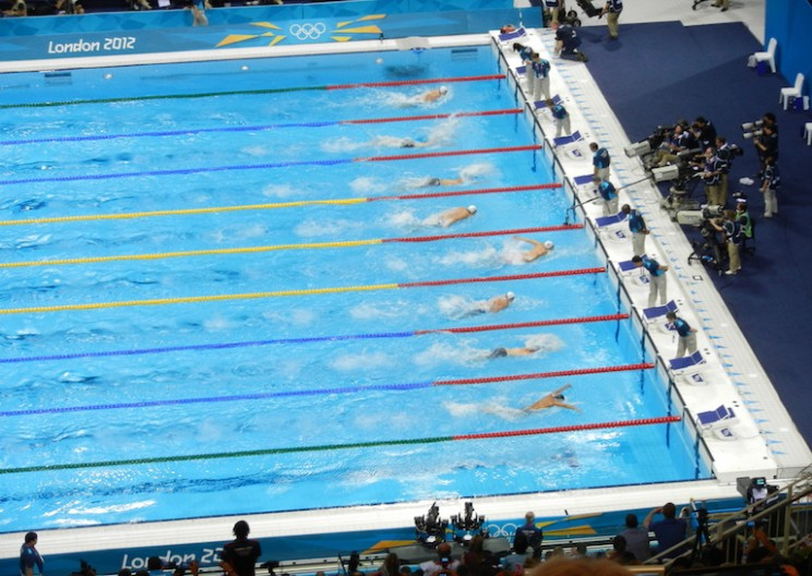 Significant Digits and Pool Tolerances are Why There are So Many Ties in Swimming