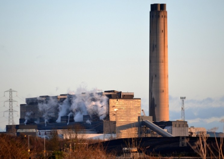 Scotland is Entirely Coal Free for the First Time Ever