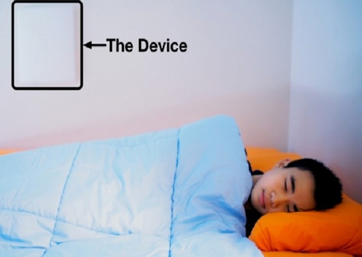 This New Device Can Monitor Your Sleep Pattern Using Radio Waves