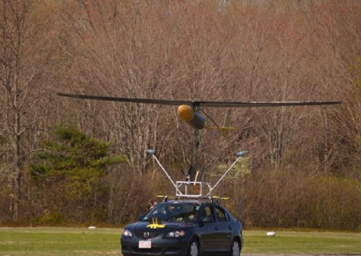 MIT Develops Gas-Powered UAV That Can Stay Aloft for Five Days